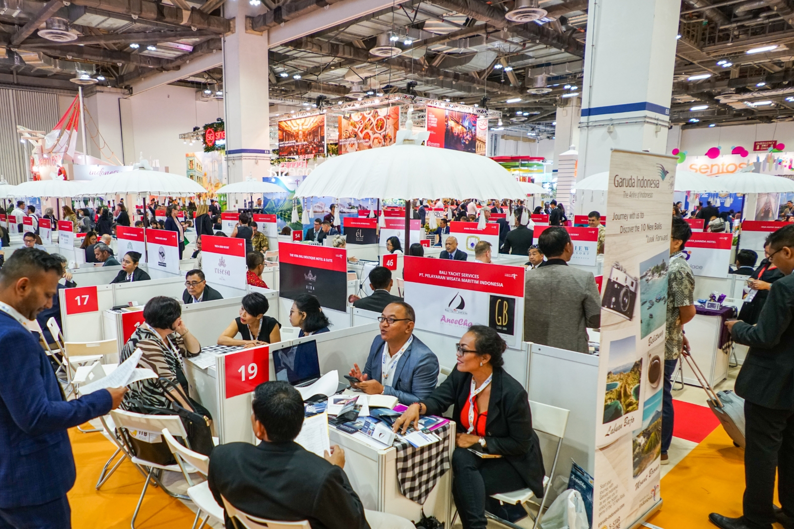 Exhibition Booth Supplier Sia : Star suppliers were warmly welcomed at hong kong baby products